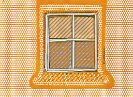 Window by Spideecartoon