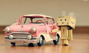 Danbo by happydayss