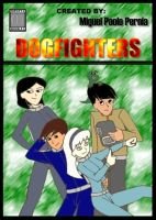 Dogfighters 1 Cover - comic by mpcp13