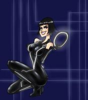 Warm up - Quorra by IAMARG