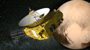 New Horizons Mission to Pluto by Emigepa