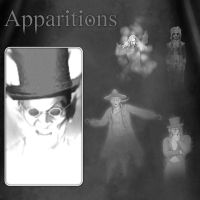 Apparitions by zememz