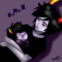 Gamzee and Hamzee by Kerryopia