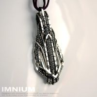I Am Your Master pendant by IMNIUM