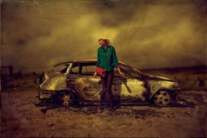 Car Crash Collaboration by andrewfphoto