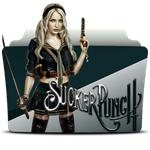 Sucker Punch Folder Icon by bedobaho