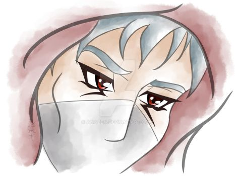 Red Eyed Thief by Anazen