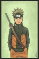 TAKORUone collab: Naruto by Lee-nus