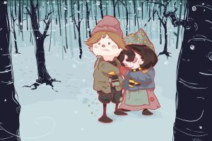 Hansel and Gretel by Discovear