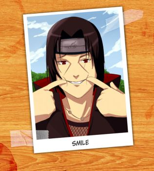 Itachi for redpig31 by christmastime4art