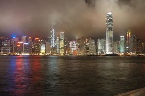 Hong Kong by uttim