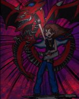 SUMMON MY EGYPTIAN GOD... SLIFER by DrGengar