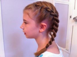 French Braid Twist by stacytm