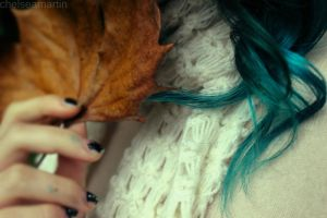 coming of fall by chelsea-martin