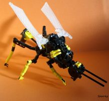 Mud Dauber by Sparkytron