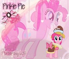 Pinkie Pie Wallpaper! by Fluttershy625