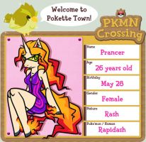 Pkmn-Crossing Application by Blue-Lace