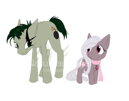 Pony Invasion O: by Condescensational