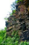 Paint Rock NC 2287 by TommyPropest-Candler