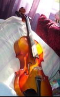 My Violin by neptunestears