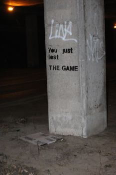 You just lost 'The Game' by QuizRens