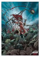 Red Sonja by BetoMenezes36