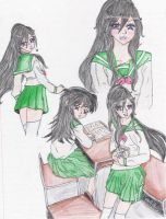 BtS entry Ria-starlin 2nd plc by Yume-Fan-Club