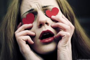 Love is blind by antoanette