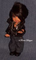 OOAK Doll as Adam Lambert AI by TorresDesigns