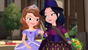 The Little Witch (Sofia the First 1001 Animations) by SilverEagle91