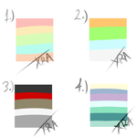 Palette Adopts #1 OPEN (Set Price) by XilramAdopts