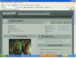 10K Page views by southercomfort