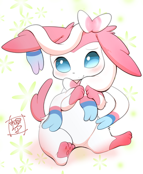 Sylveon by kMart0614