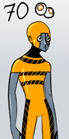 Orange Android -CLOSED- by Spiral-Teardrop