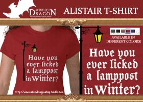 Alistair T-Shirt by Elfa-dei-boschi