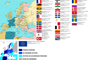European Union - Union europeenne by SoaringAven