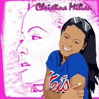Christina Milian by Shaqiswack86