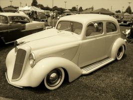 Smooth Hupmobile Sepia by StallionDesigns