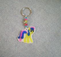 MLP BonBon Key Chain Charm FOR SALE by AmyAnnie14