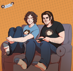 GAME GRUMPS by TheLizAngel
