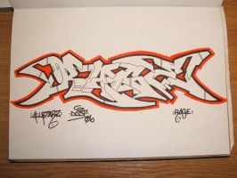 Rage with Forcefield by Doodahz