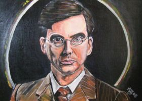Tennant as Eddington by Mazzi294