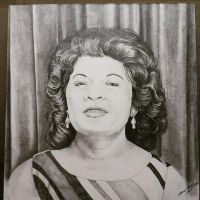A mothers portrait by McginnisFineArts