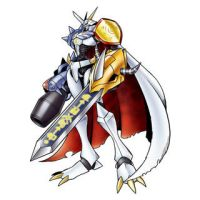 Omnimon - Digimon world Re: Digitize by Petronikus