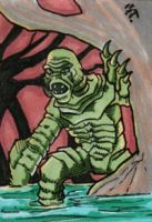 Creature from the Black Lagoon by MJTannacore