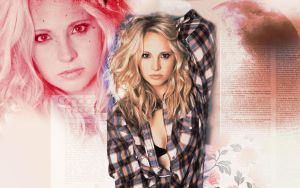 Candice Accola by Cufla