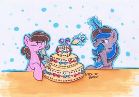 Frosting the Cake by StarBurst-01