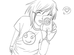 Smile for the camera by almost-there00