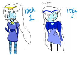 ice princess designs by Ask-Piggeh