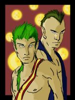 Dragon Brothers by Silvre